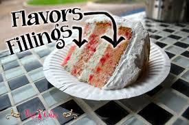 Cake Flavors – Pixy Cakes
