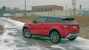2012 Land Rover Range Rover Evoque Coupe review notes: Stylish ...