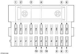ford ka fuse box diagram ford wiring diagrams online