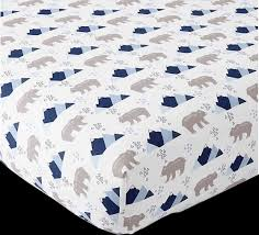 levtex baby trail mix fitted crib