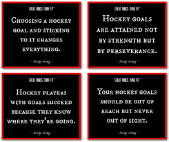 Motivational Team Quotes Cool Hockey Quotes For Player And Team Motivation