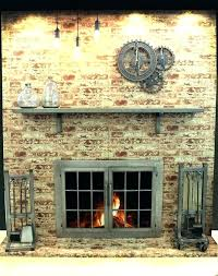 make a fireplace screen fireplace screen with doors make a fireplace screen fireplace inc custom glass