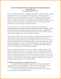 Personal Statements Templates Inspirational College Personal Statement Format Chart And Template