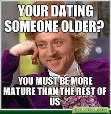 high school senior dating college sophomore