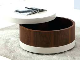 upholstered coffee table with storage round coffee table with ottomans coffee table storage coffee large leather