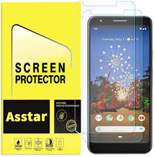 <b>Anti</b>-<b>Scratch</b> LK <b>Screen Protector</b> for Google Pixel 3a, <b>Tempered</b> ...