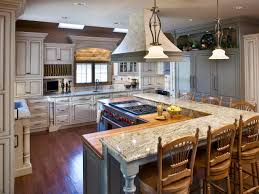 L Kitchen Kitchen Island Table Combo Pictures Ideas From Hgtv Hgtv