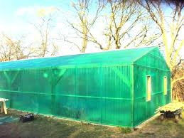 clear corrugated plastic roof panels roofing greenhouse canada cl