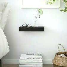 original ikea lack floating wall mount