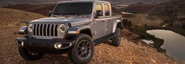 Jeep Gladiator Towing 2020 Jeep Gladiator Pickup Trucks