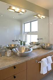 bathroom mirrors seattle. Bathroom Mirrors Seattle For A Contemporary With Light Wood Shelves Custom E