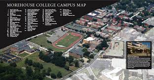 Morehouse College Campus Map