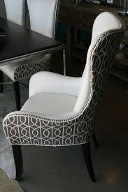 upholstered dining room chairs with arms. Best 25 Upholstered Dining Chairs Ideas On Pinterest Room With Arms E