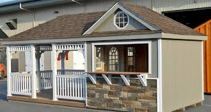 Deck, Prefab Porch Mobile Home Porch Kits Small Mobile House With Small  Porch And Outdoor ...