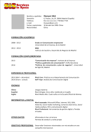 Cool Model Of Resume For Job Contemporary Example Resume Ideas