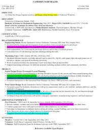 Resume Strengths Strengthsquest Incorporating Your Into Cameron