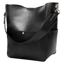 molodo women s satchel hobo top handle tote shoulder purse soft leather cross designer handbag big capacity bucket bags