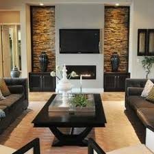 Small Picture Faux stone sheets Any wall updated quickly Living room focal