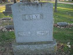 Henry Bly (1864-1940) - Find A Grave Memorial