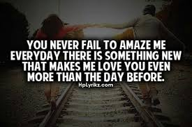 Amazing Love Quotes Classy Top 48 Amazing Love Quotes With Pictures
