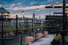best rooftop bars in brooklyn