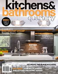 Kitchens  Bathroom Quarterly Universal Magazines - Kitchens bathrooms