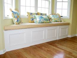 Kitchen Window Seat Window Seat Bench For Kitchen Decor O House Decors