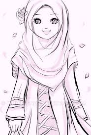 Islamic Anime Coloring Pages Coloring Pages