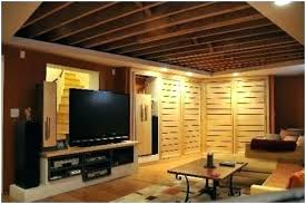 unfinished basement ideas on a budget. Unfinished Basement Ideas On A Budget Cheap Ides Wall .