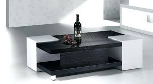 nice modern black coffee table favorite white within plan 4 uk collection in living room pertaining
