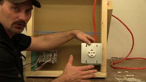 stove receptacle wiring wiring diagram