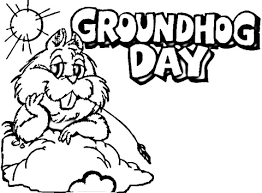Small Picture Realistic Groundhog Coloring Photo Pic Groundhog Coloring Page at