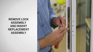 Door Handle. anderson sliding door handle: Anderson Patio Door ...