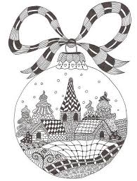 Small Picture Adult Coloring Pages Christmas