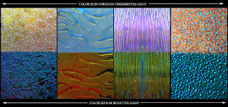 Glass That Changes Color In Light Glass Lighting Glass And Steel Sculpture Contemporary