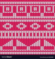 Christmas Pattern Sweater New Decorating Design