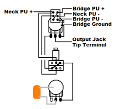 jazz bass wiring help master volume blend a push pull the wiring is done like this although you will want to put the push pull switch on the tone pot rather than the volume pot as shown