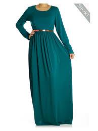 Kabayare Fashion Size Chart Teal Milk Silk Maxi Dress Short Length