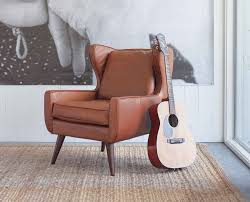 scandinavian leather furniture. giesen leather chair scandinavian furniture n