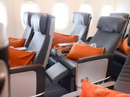 singapore airlines premium economy makes a 16 hour flight seem reasonable condé nast traveler