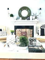 Decorating With Trays On Coffee Tables coffee table decor tray capsulingme 63