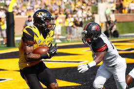 Missouri Football Depth Chart 2015 Nate Brown Football University Of Missouri Athletics
