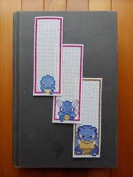Cross Stitch Bookmark Patterns New Decoration