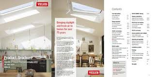 Velux Brochures View Online Download Or Order