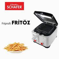 Kıbrıs Outlet - Schafer Friprofi Fritöz Kızartma Makinesi...