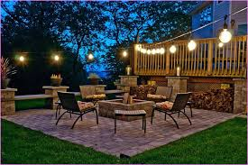 how to hang outdoor string lights from diy posts within hanging for lighting ideas designs 11