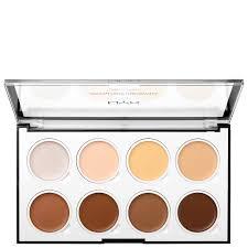 nyx professional makeup highlight contour cream pro palette description