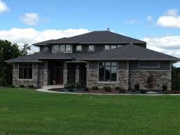 Modern Craftsman Style Homes Best 25 Prairie Style Homes Ideas On Pinterest Prairie Style