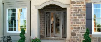 Doubleoor Front Lock Arched Entry With Glass Matsoordouble ...