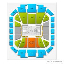 New Welsh Ryan Seating Chart Iowa Hawkeyes At Northwestern Wildcats Mens Basketball